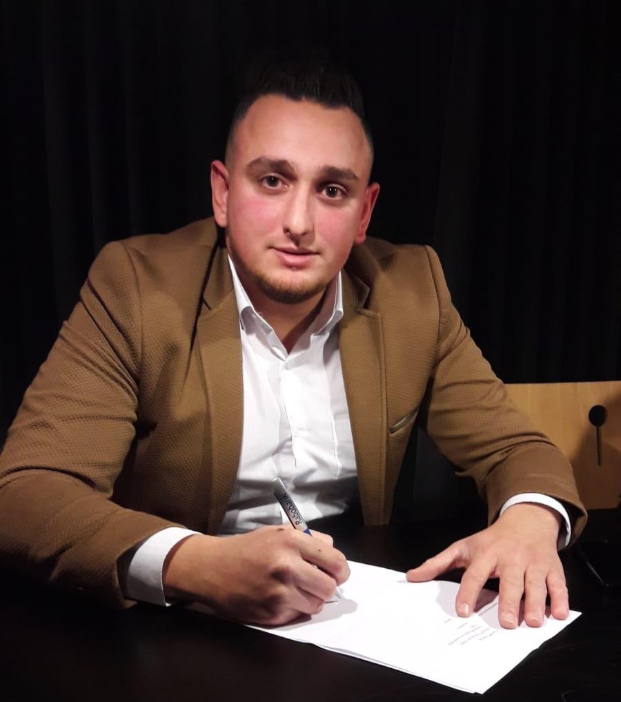 S.V. verlengt het contract met hoofdtrainer Ozan Ihtiyar